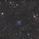 M52 and Bubble Nebula final,                                Luca_M
