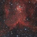 IC 1805 Heart Nebula and Melotte 15,                                Nightsky_NL