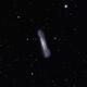 NGC 3628 - The Hamburger Galaxy,                                David N Kidd