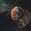 IC443 JellyFish Nebula SHO,                                mayapple