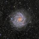 NGC6946 Fireworks Galaxy,                                Vadim Kozatchenko