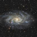 M33 - 950minutes,                                Reto Bolliger