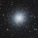 M 13, Hercules Cluster,                                Michael Timm