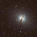 Centaurus A - NGC 5128,                                Martin Junius