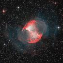 M27 Dumbbell Nebula,                                Morris Yoder