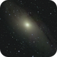 M31 4pane pano LRGB,                                Spacecadet