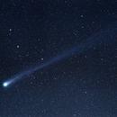 Comet Hyakutake, 45mm Lens,                                KHartnett