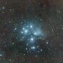 M45: The Pleiades,                                Ronan Hunt