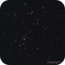 Open Cluster NGC2451 in Puppis,                                Jesús Piñeiro V.