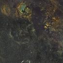 Objects of Cygnus HSO,                                Jürgen Kemmerer