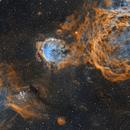 NGC 3324 The Gabriela Mistral Nebula SHO,                                Tom Peter AKA Astrovetteman
