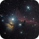 Horsehead & Flame short take with unmodified dSLR,                                TStew