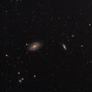 M81/M82 Widefield,                                Fritz