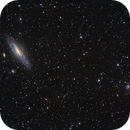 NGC7331 and Stephan's quintet,                                Jeff Signorelli