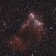 IC 63, the Ghost Nebula,                                Greg Ray