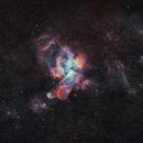 NGC3372 Carina Nebula,                                KaedekaShizuru