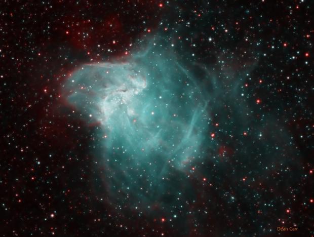 Small Magellanic Cloud (Crop: NGC346),                                Dean Carr