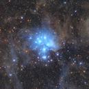 Wide-Field Pleiades,                                Shenyan Zhang