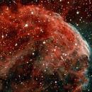The Jellyfish Nebula,                                Aaron Lisco