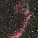 Veil-Nebula,                                Albert van Duin