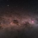 Centaurus_Crux_Carina,                                Andrew Lockwood