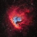 NGC 281 - Pacman Nebula,                                Yannick Akar