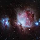 The Orion Nebula,                                Scott Richards