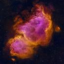 The Soul Nebula,                                Sinan Arkin