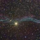 Western Veil Nebula,                                Ricardo L Pinto