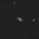 M81 and M82,                                Elmiko