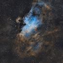 M16 The Eagle Nebula,                                Ohills