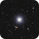 M53 in Coma Berenices,                                Nurinniska