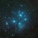 Pleiades, needs more data,                                petelaa