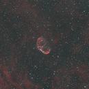 NGC6888,                                Aleksandr Brychev