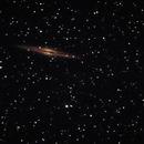 NGC 891,                                Rick Gaps