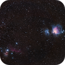 Orion and Horsehead Nebula,                                Vedran