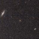 M31 and M33,                                Nurinniska