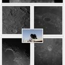 Clavius, Plato, Sinus Iridum et Copernicus [11.04 jours - Illumination 80.8%],                                Jean-Marc