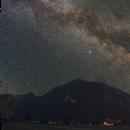 Milky Way,                                Bernhard Noichl
