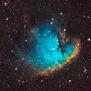 The Pacman Nebula, NGC 281,                                Loran Hughes