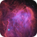 IC 2944 in the southern constellation Centaurus,                                flyingairedale