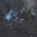 Tarantula Nebula (NGC 2070) and Large Magellanic cloud,                                Rodrigo Gutiérrez