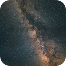 Single shot of the Milk Way - One of the most wonderful sky of France,                                grizli21