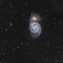 M51,                                puckja