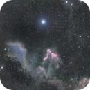IC 63 - The Ghost in Cassiopeia,                                pete_xl