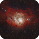 M8 - The Lagoon Nebula,                                Rob Citroni