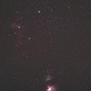 M42 Orion Nebula Wide,                                Gary Leavitt