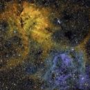 SH2-132-LION NEBULA,                                Toni Climent