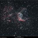 NGC 2359 - Thor's Helmet,                                Gérard Nonnez