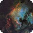 NGC 7000,                                Steve Yan